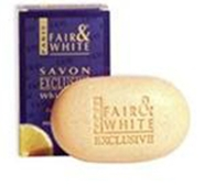 Fair & White Exclusive Vitamin C Exfoliating Soap