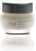 MSII WHITENING PEELING CREAM (White Cream)