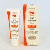 EV-Princess Sun Protection Cream Spf 100, (lot of 6)