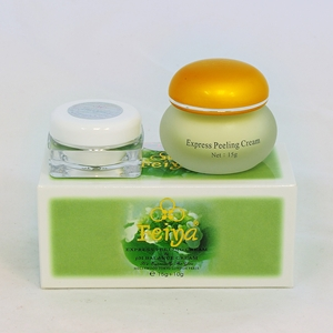 Feiya Whitening Express Peeling Cream.
