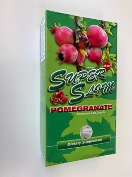 Super Slim POMEGRANATE with LINGZHI