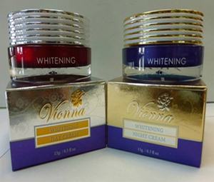 Vionna Whitening Cream Set (2 pcs)