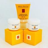 White Beauty- Extra Lightening and Peeling Set ( 3 pcs )