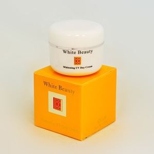 White Beauty- Extra Lightening and Peeling Night Cream ( France )
