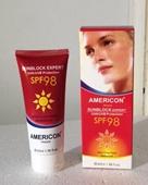 AMERICON Sunblock Expert SPF 98
